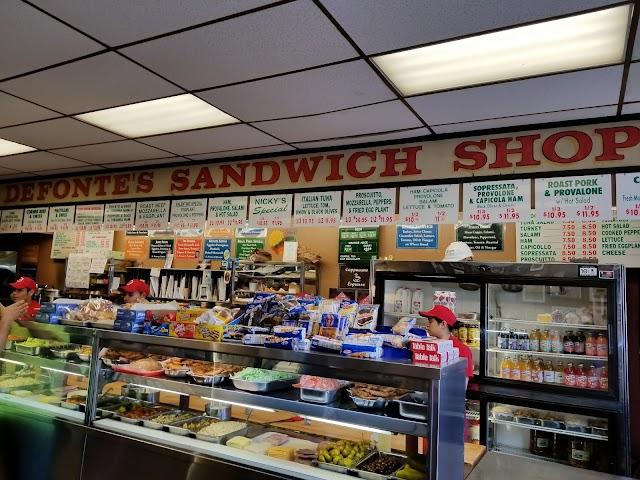 List item Defonte's Sandwich Shop image