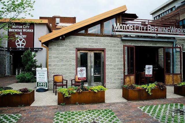 Motor City Brewing Works
