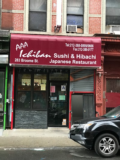 Aaa Ichiban Sushi Parking - Find Cheap Street Parking or Parking Garage near Aaa Ichiban Sushi | SpotAngels