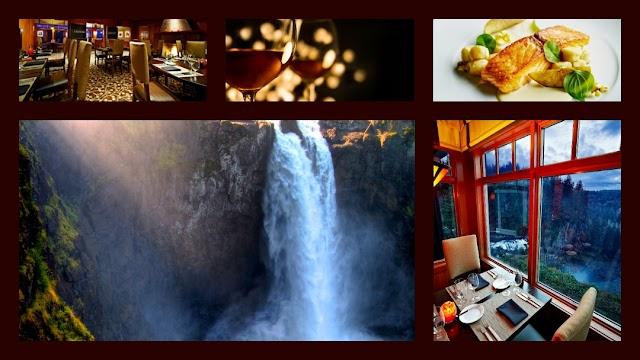 Salish Lodge Dining Room image