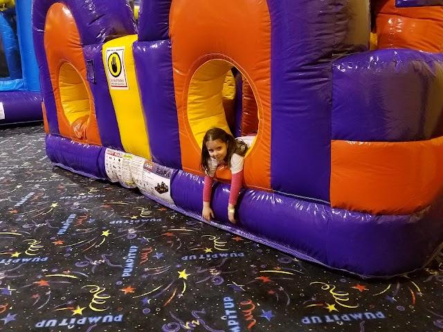 Pump It Up Lynnwood Kids Birthdays and More