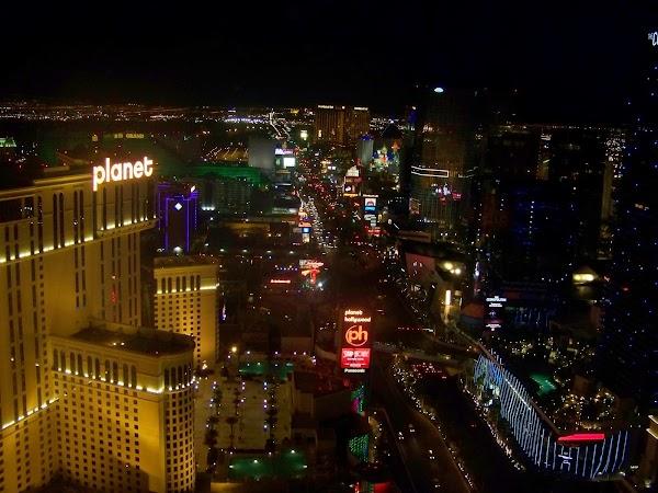 Popular tourist site Stratosphere Casino, Hotel & Tower in Las Vegas