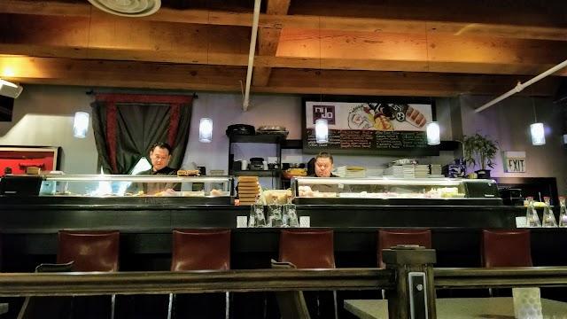 Nijo Sushi Bar & Grill banner backdrop