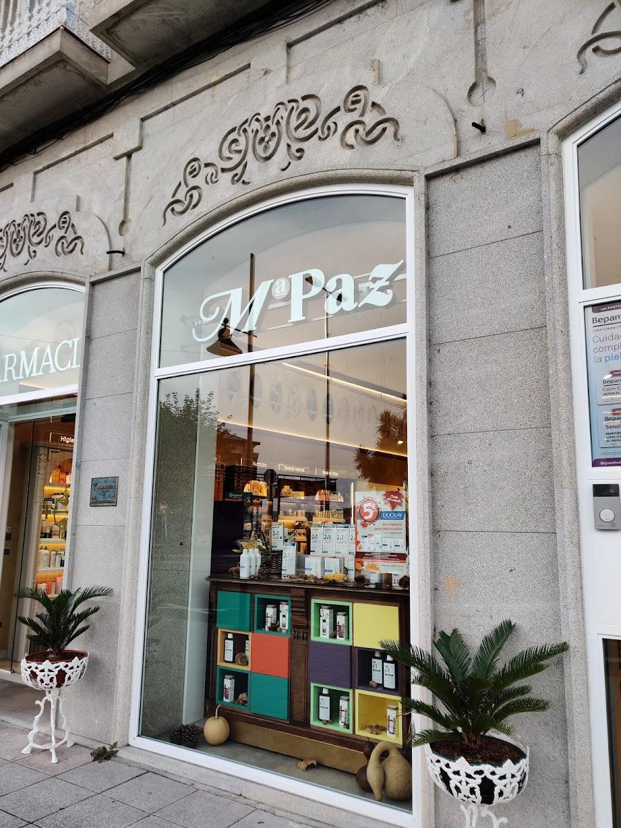Foto farmacia Farmacia Mª Paz Soage