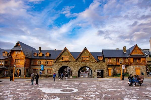 Popular tourist site Francisco Moreno Museum of Patagonia in Bariloche
