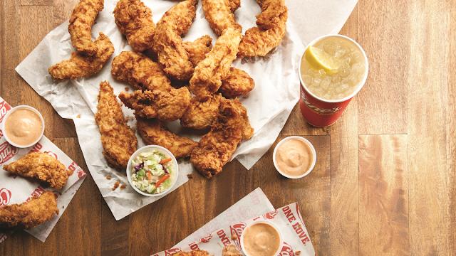 Raising Cane's Chicken Fingers image