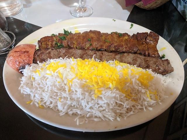 Persepolis Grill