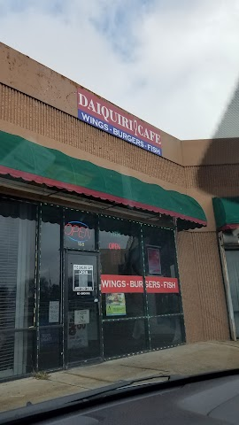 The Daiquiri Cafe
