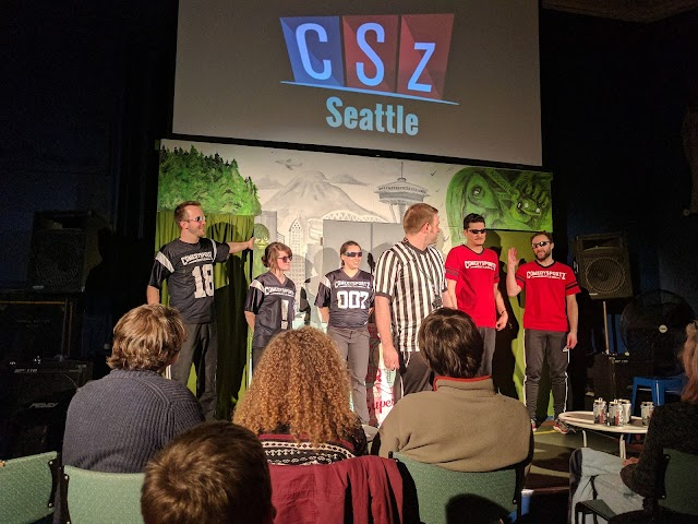 CSz Seattle - Home of ComedySportz