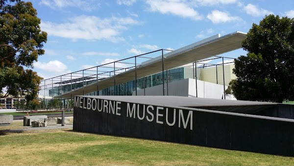 Popular tourist site Melbourne Museum in Melbourne