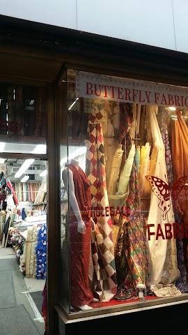 Butterfly Fabrics Inc.