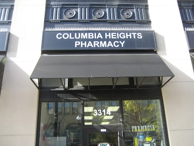 Columbia Heights Pharmacy-Washington Dc #1