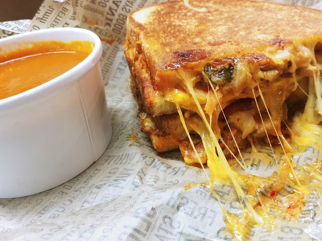 Cheese Meats Bread