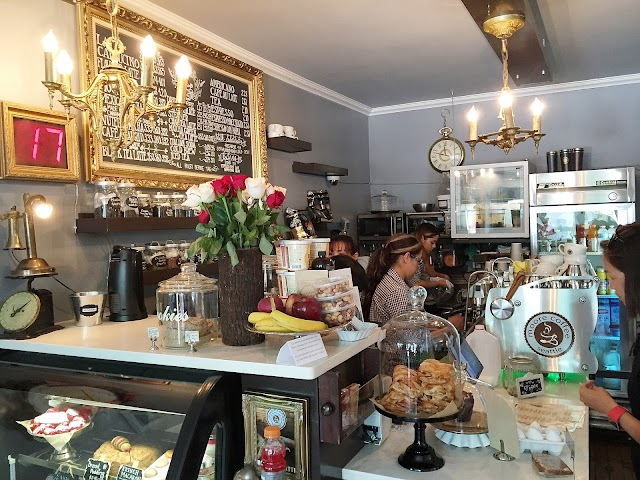 Moore Coffee Shop