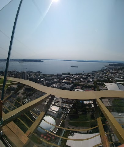 Sky City at the Space Needle