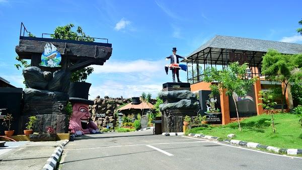 Popular tourist site Magic Planet, Thiruvananthapuram in Trivandrum