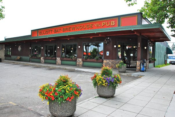 Elliott Bay Brewhouse & Pub