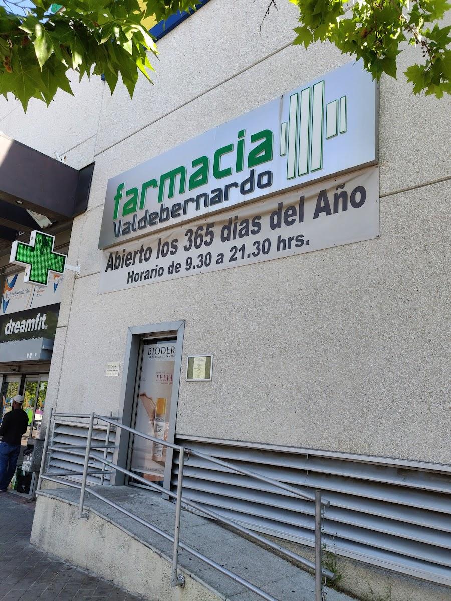 Foto farmacia Valentín Hidalgo Viilla