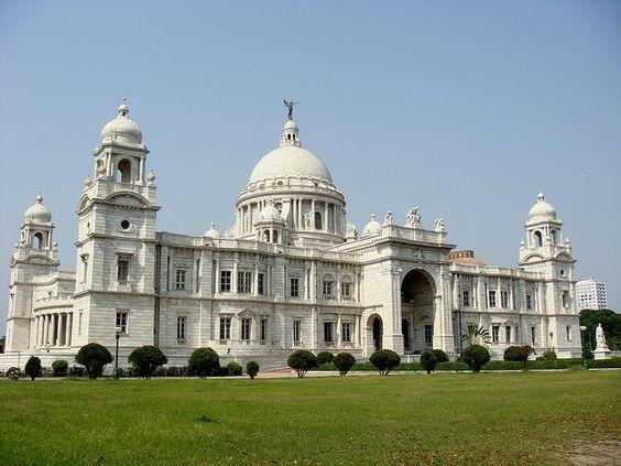 Popular tourist site Fort William, India in Kolkata