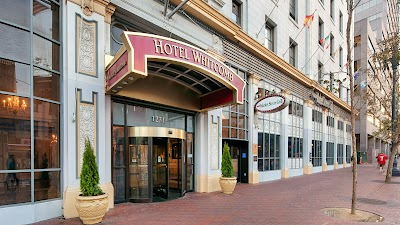 Hotel Whitcomb Parking - Find Cheap Street Parking or Parking Garage near Hotel Whitcomb   SpotAngels
