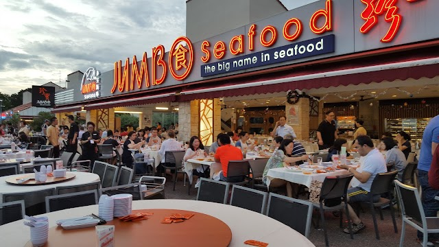 JUMBO Seafood - Riverside Point