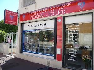 Pompes funèbres Florian LECLERC Sublimatorium Nice Ouest