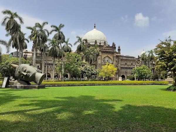 Popular tourist site Chhatrapati Shivaji Maharaj Vastu Sangra in Mumbai