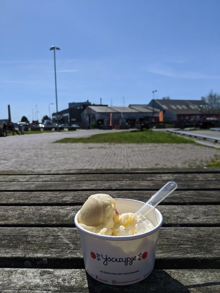 IJscuypje Noord Amsterdam