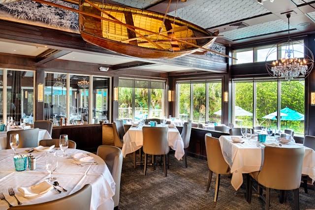 The Bay House Restaurant