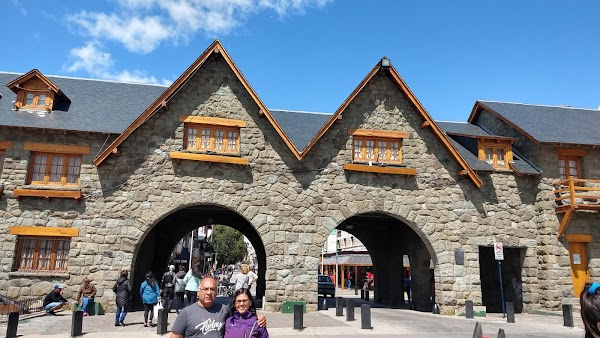 Popular tourist site Centro Cívico Bariloche in Bariloche