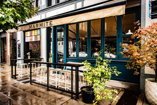 Marmite Seattle