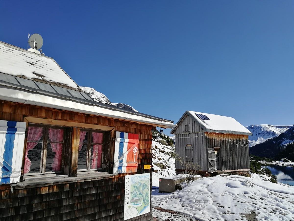 Berggasthaus Murgsee