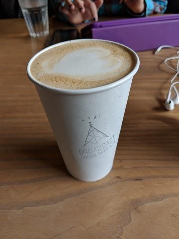 Broadcast Coffee