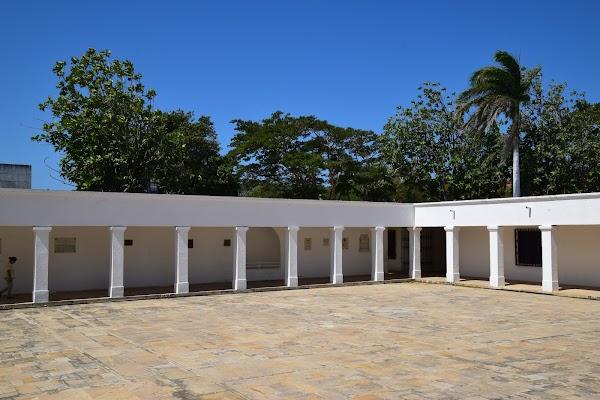 Popular tourist site Bolivariano Museum of Contemporary Art in Santa Marta
