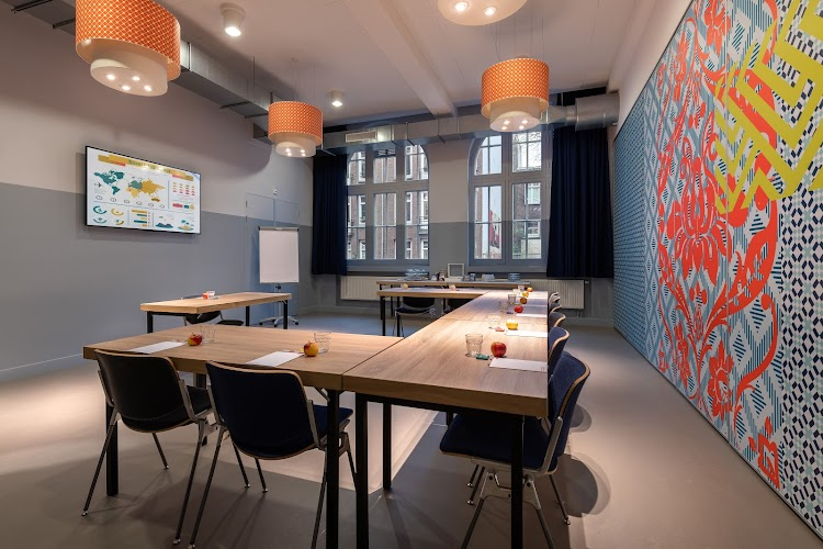 Stayokay Hostel Amsterdam Oost (Zeeburg) Amsterdam