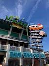 Trafik semasa di Universal CityWalk Orlando