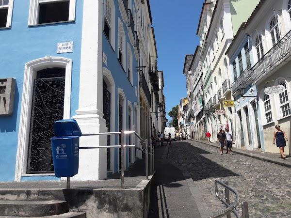 Popular tourist site Foundation Casa de Jorge Amado in Salvador