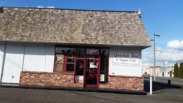 Quickie Too A Vegan Cafe