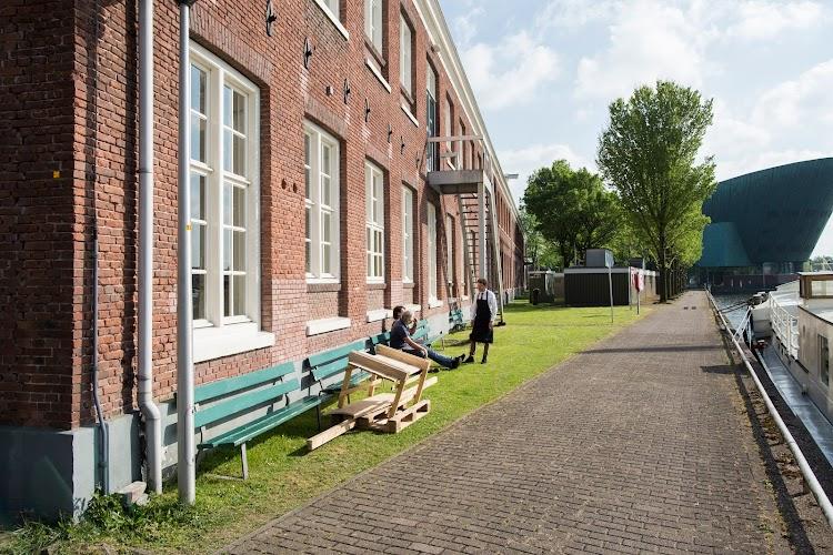 Scheepskameel Amsterdam