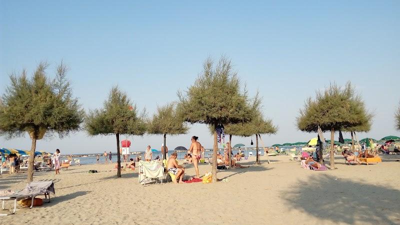 Spiaggia Delle Tamerici -Spiaggia Libera CESENATICO