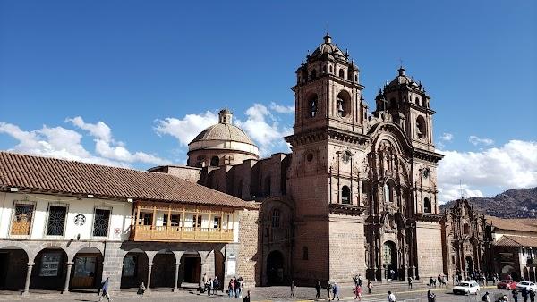 Popular tourist site Cusco Cathedral in Cusco