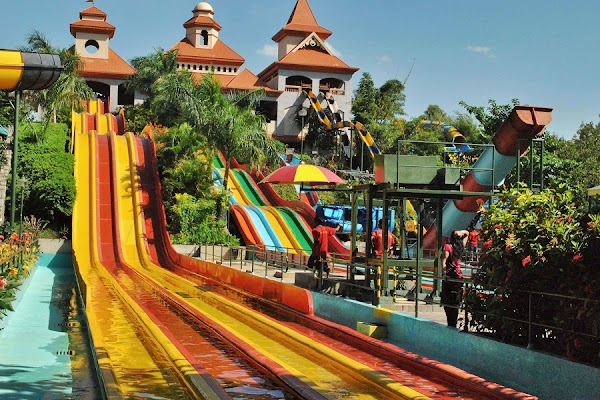 Popular tourist site Wonderla Bangalore in Bengaluru