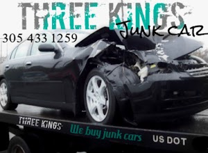 Three Kings Junk Car
