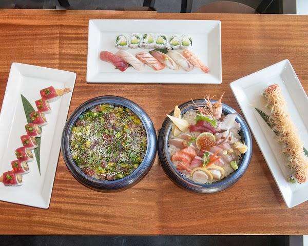 Moontree Sushi And Tapas image