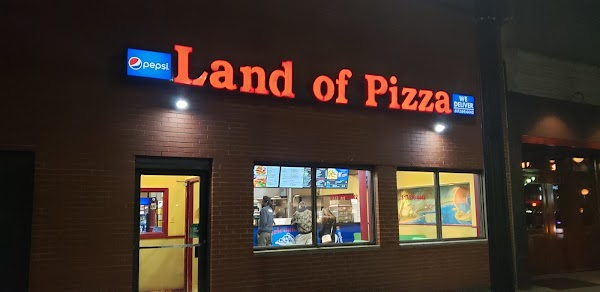Land of Pizza