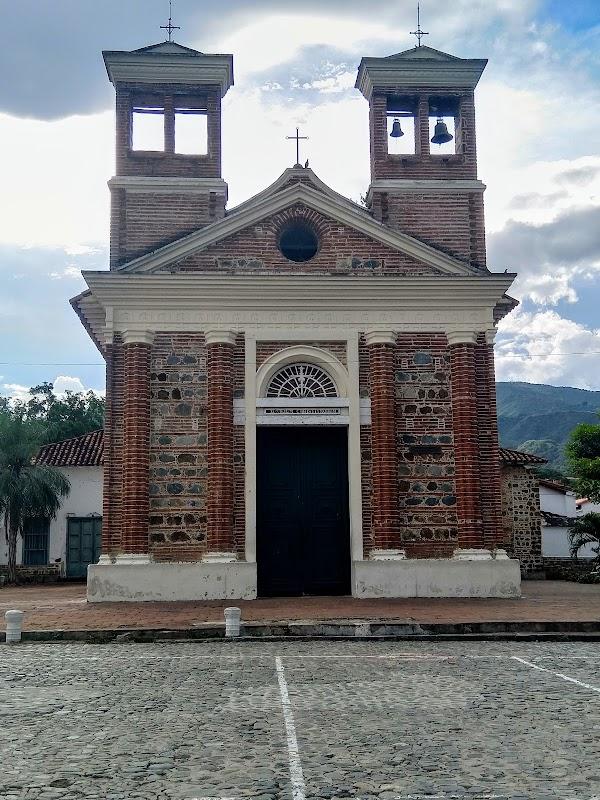 Popular tourist site La Chinca, Santa Fe De Antioquia Park in Santa Fe de Antioquia