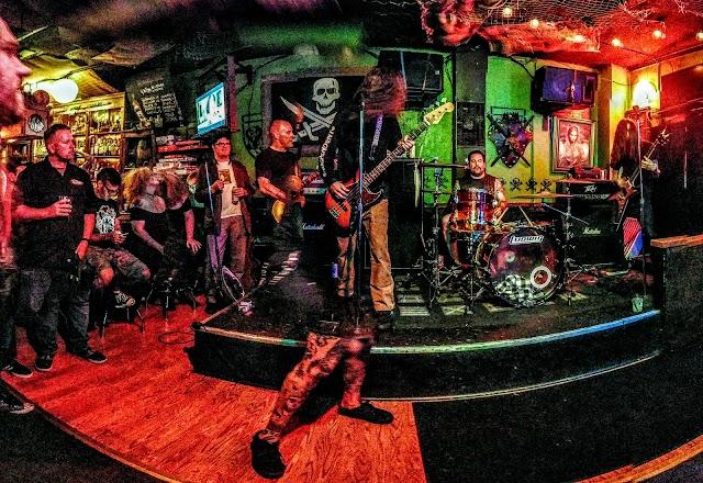 The Kraken Lounge
