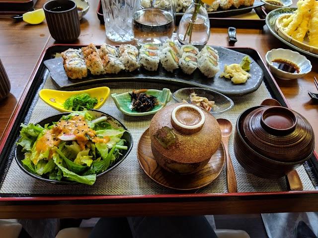 Minamoto Japanese Restaurant