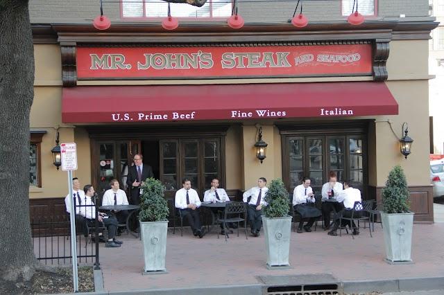 Mr. John's Steakhouse