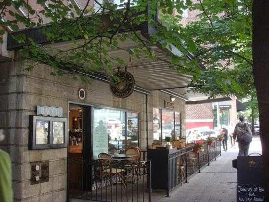 Bacco Cafe